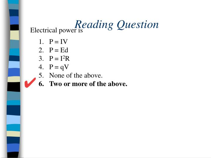 Reading question3