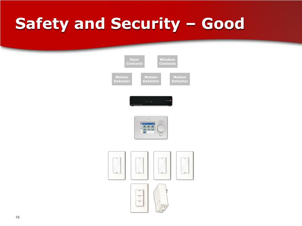 Safety and Security – Good