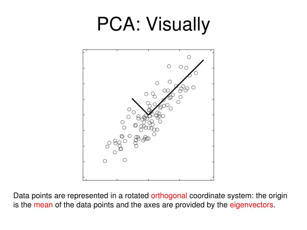 PCA: Visually
