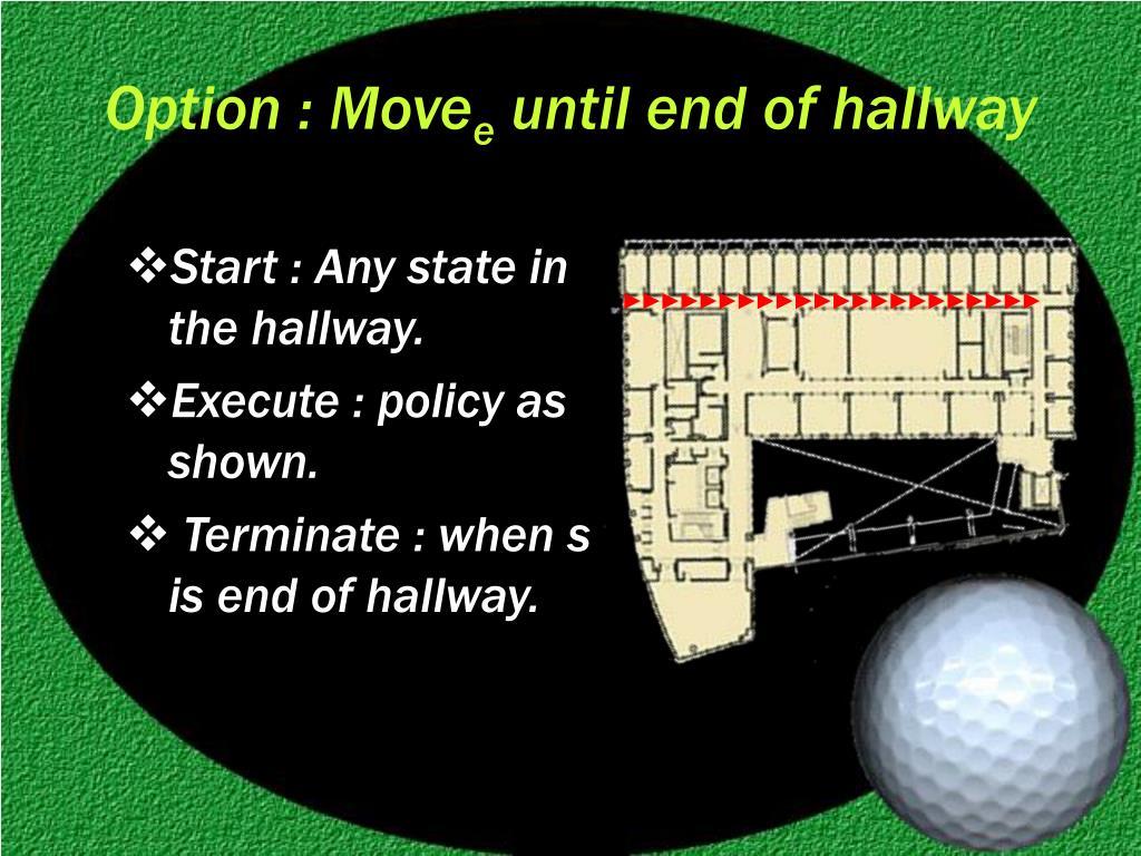 Option : Move