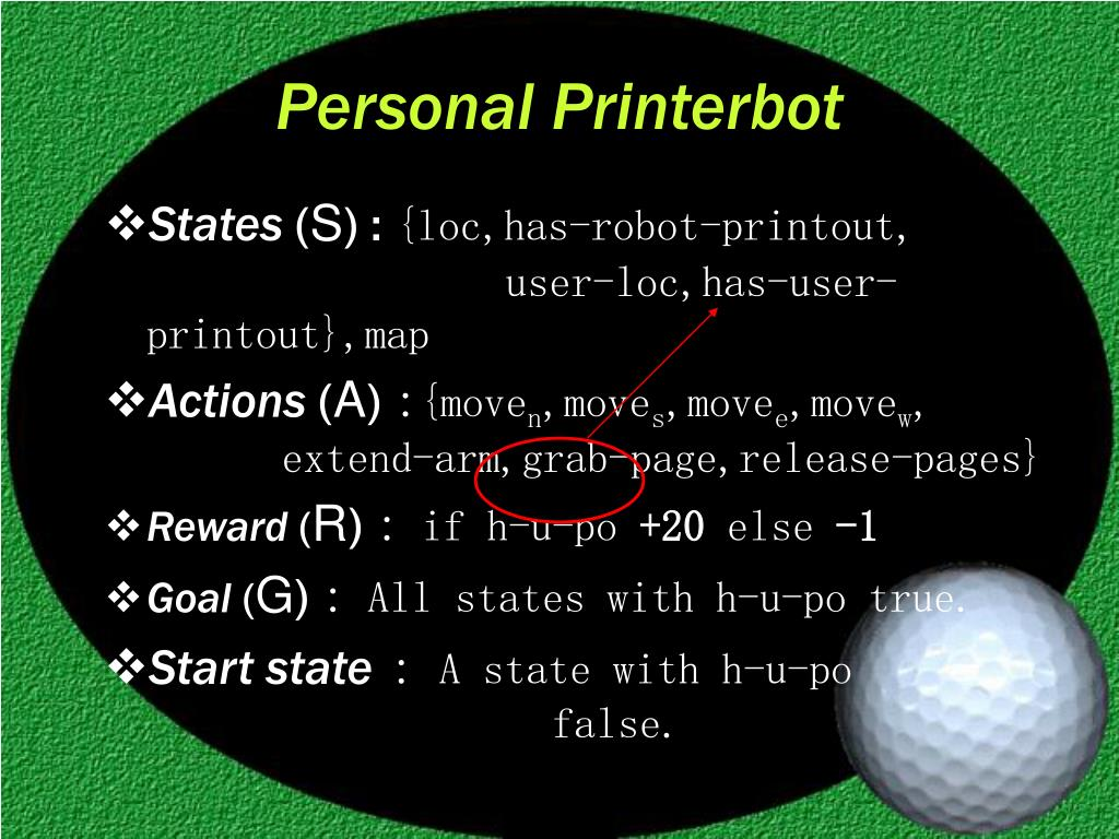 Personal Printerbot