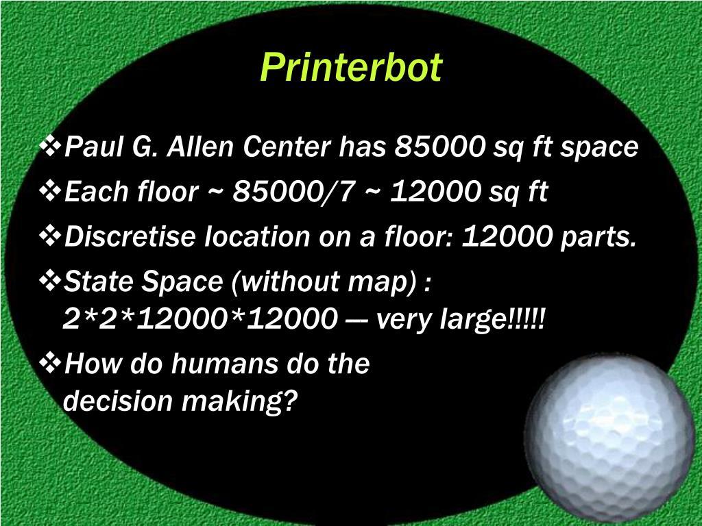 Printerbot