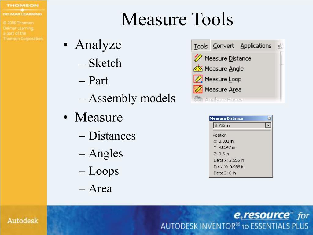 Measure Tools