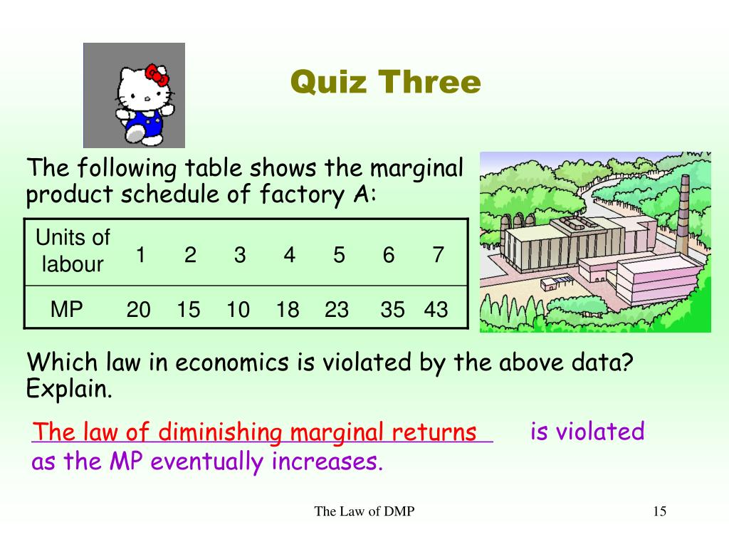 Quiz Three