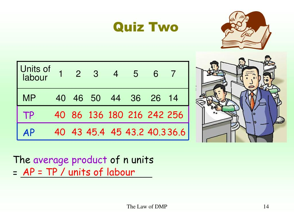 Quiz Two
