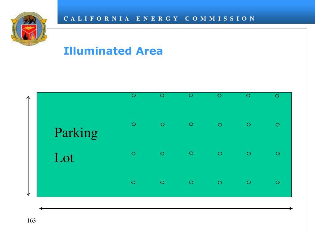Illuminated Area