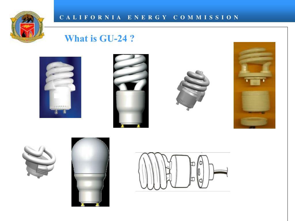 What is GU-24 ?