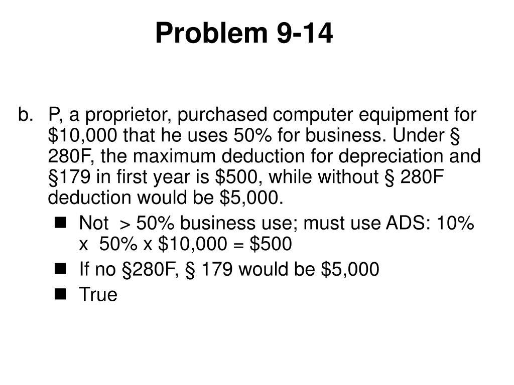 Problem 9‑14