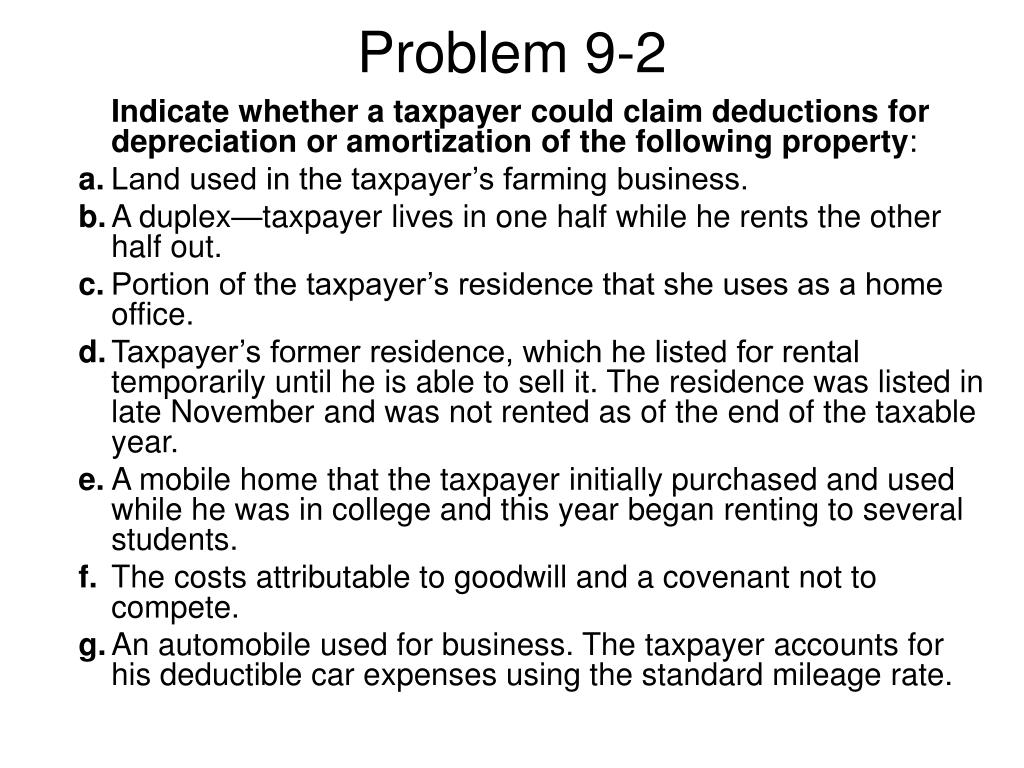 Problem 9-2
