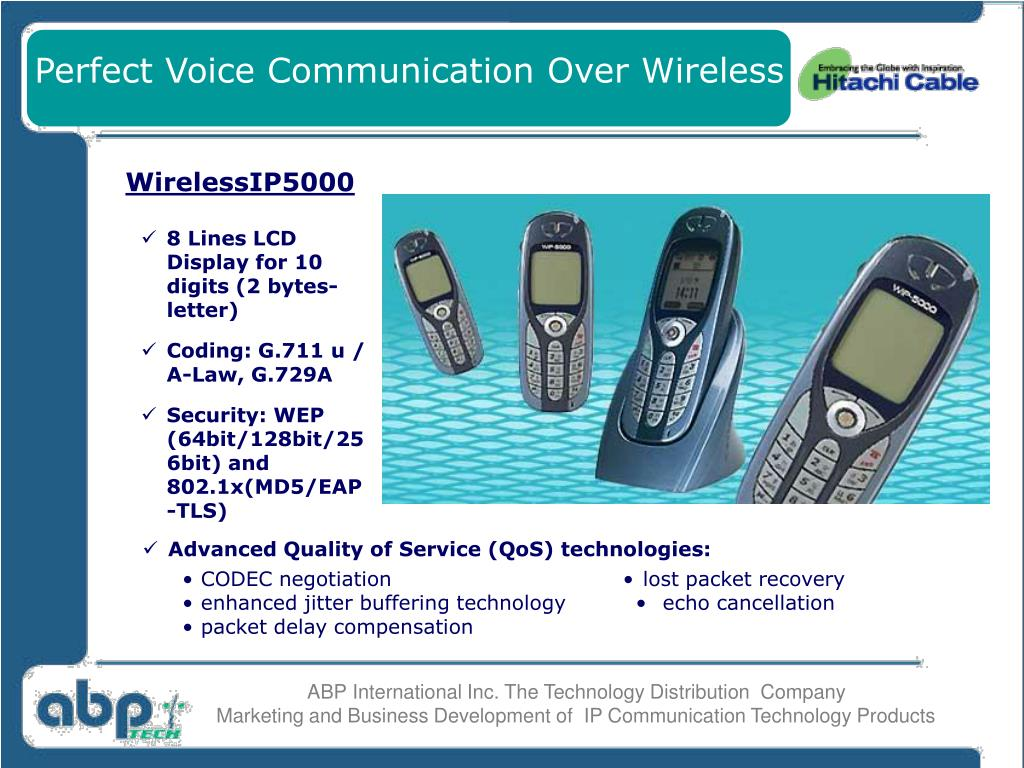 Perfect Voice Communication Over Wireless