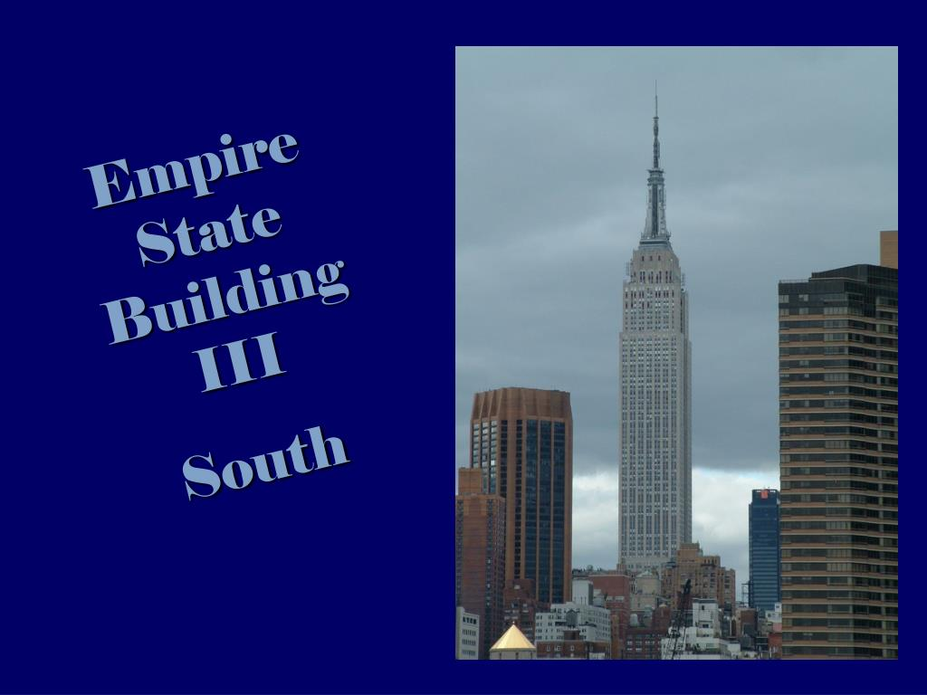 Empire State Building III