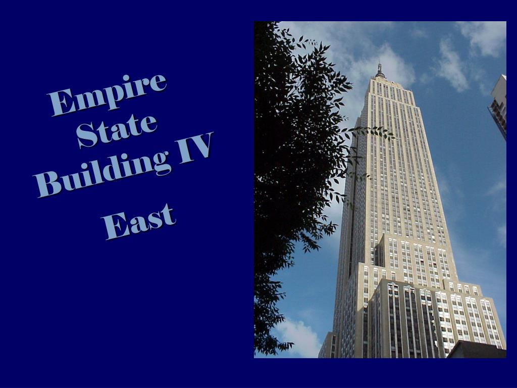Empire State Building IV