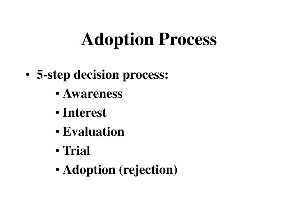 Adoption Process