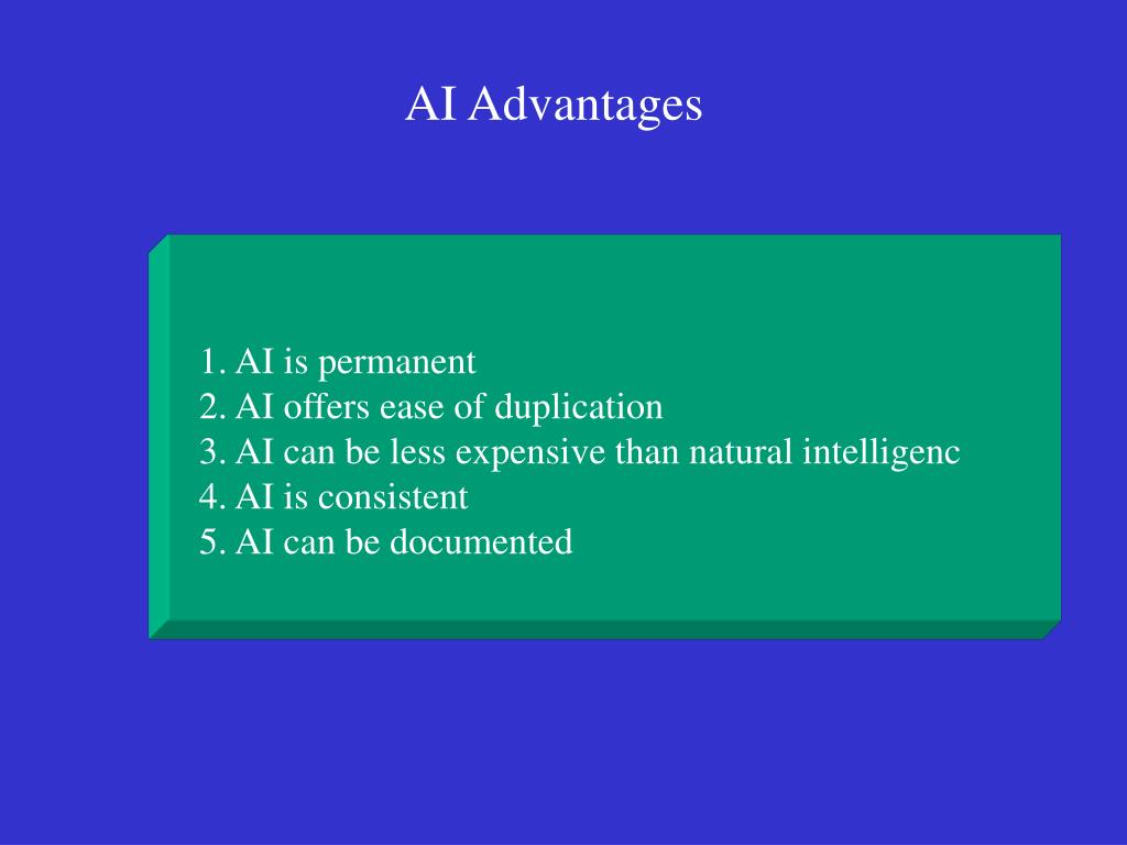 1. AI is permanent