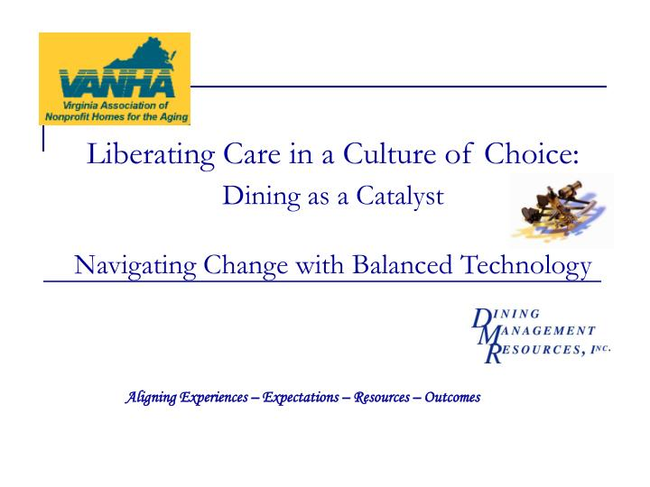 Liberating Care in a Culture of Choice: