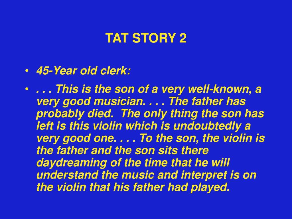 TAT STORY 2