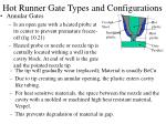 hot runner gate types and configurations18