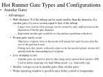 hot runner gate types and configurations19