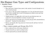 hot runner gate types and configurations20