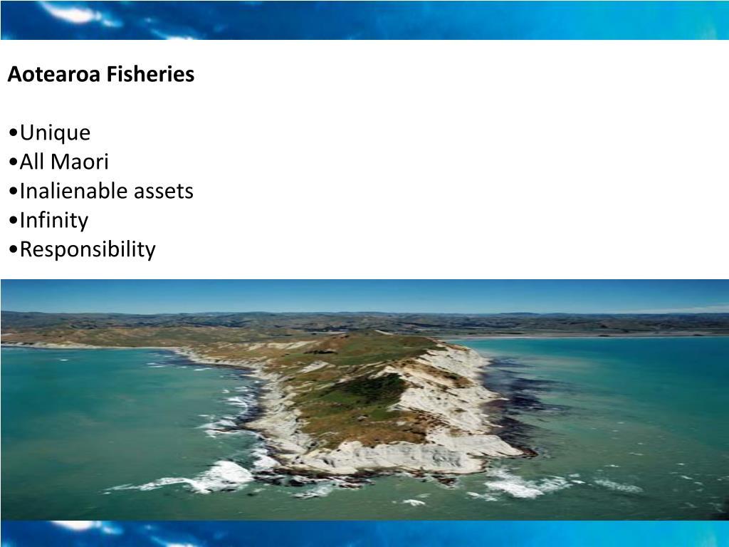 Aotearoa Fisheries