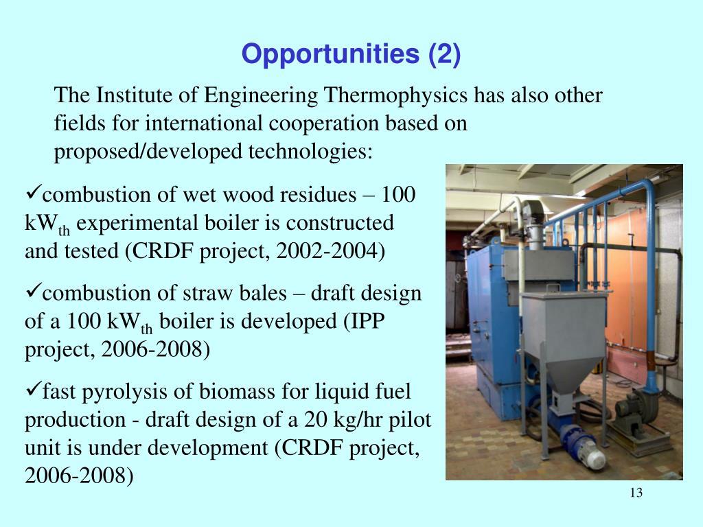 Opportunities (2)