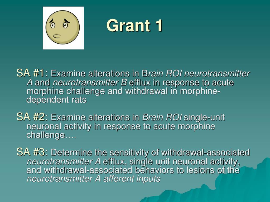 Grant 1