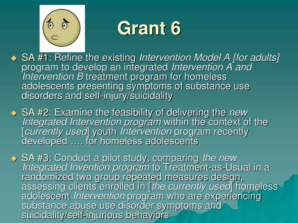 Grant 6