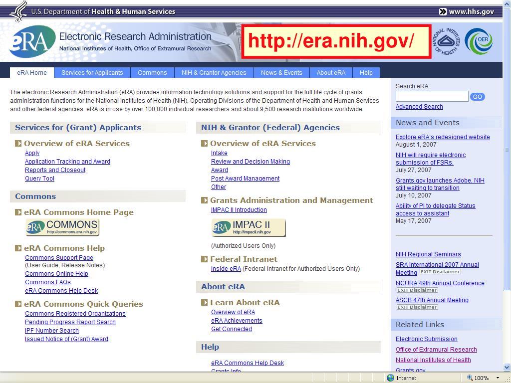 http://era.nih.gov/