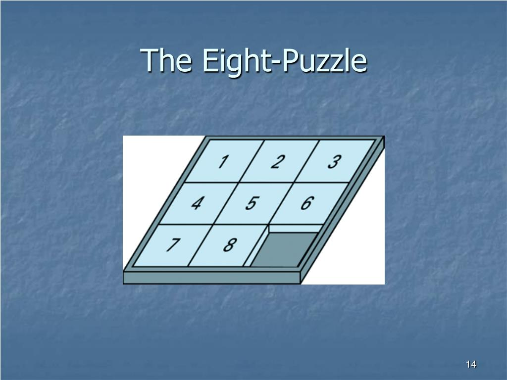 The Eight-Puzzle