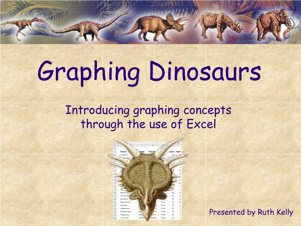 Graphing Dinosaurs