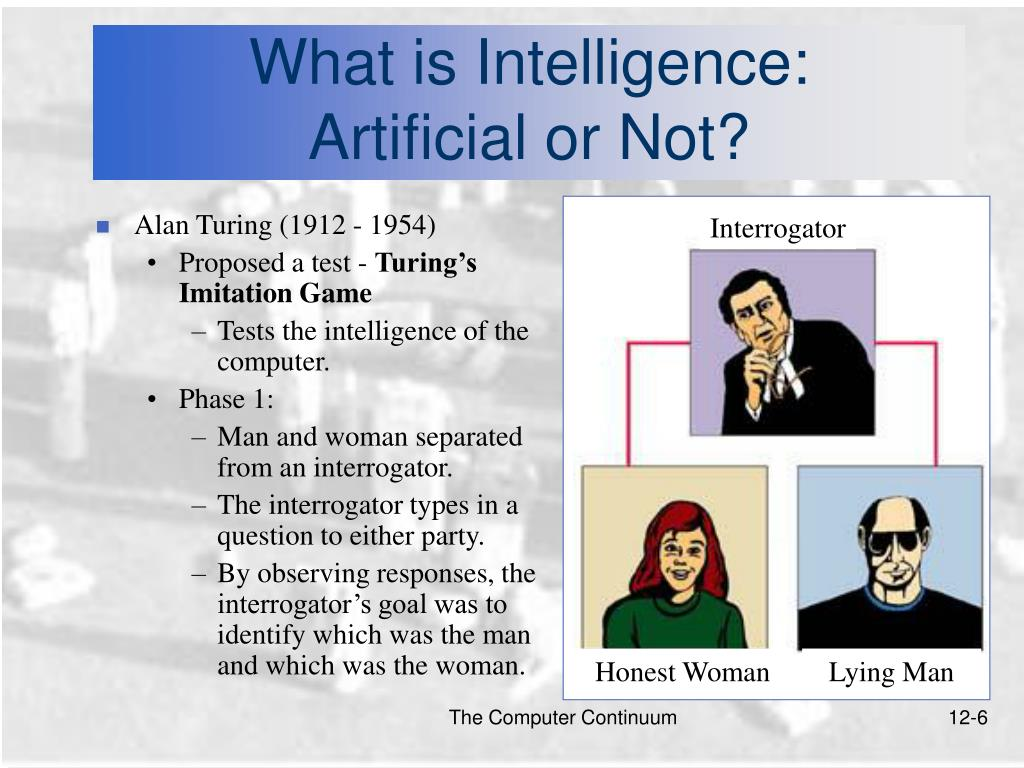 What is Intelligence:
