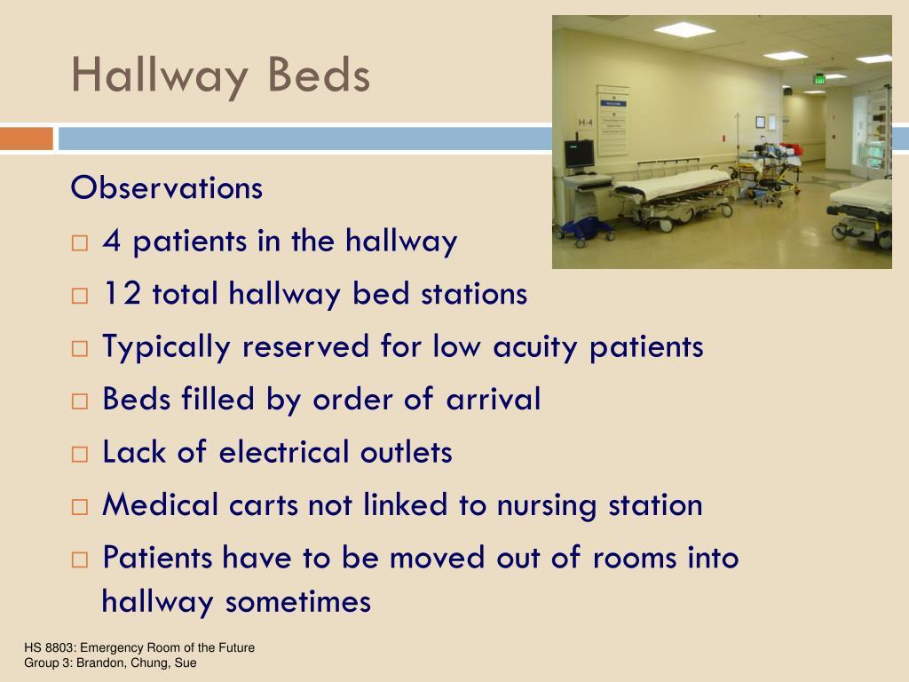 Hallway Beds