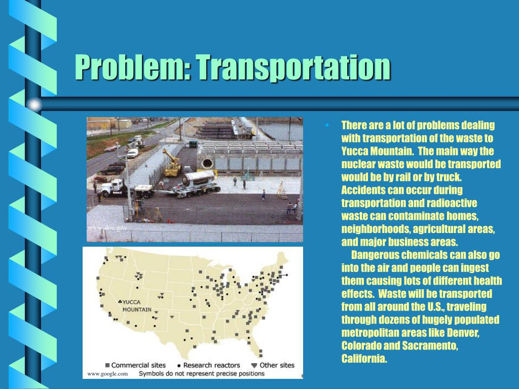 Problem: Transportation