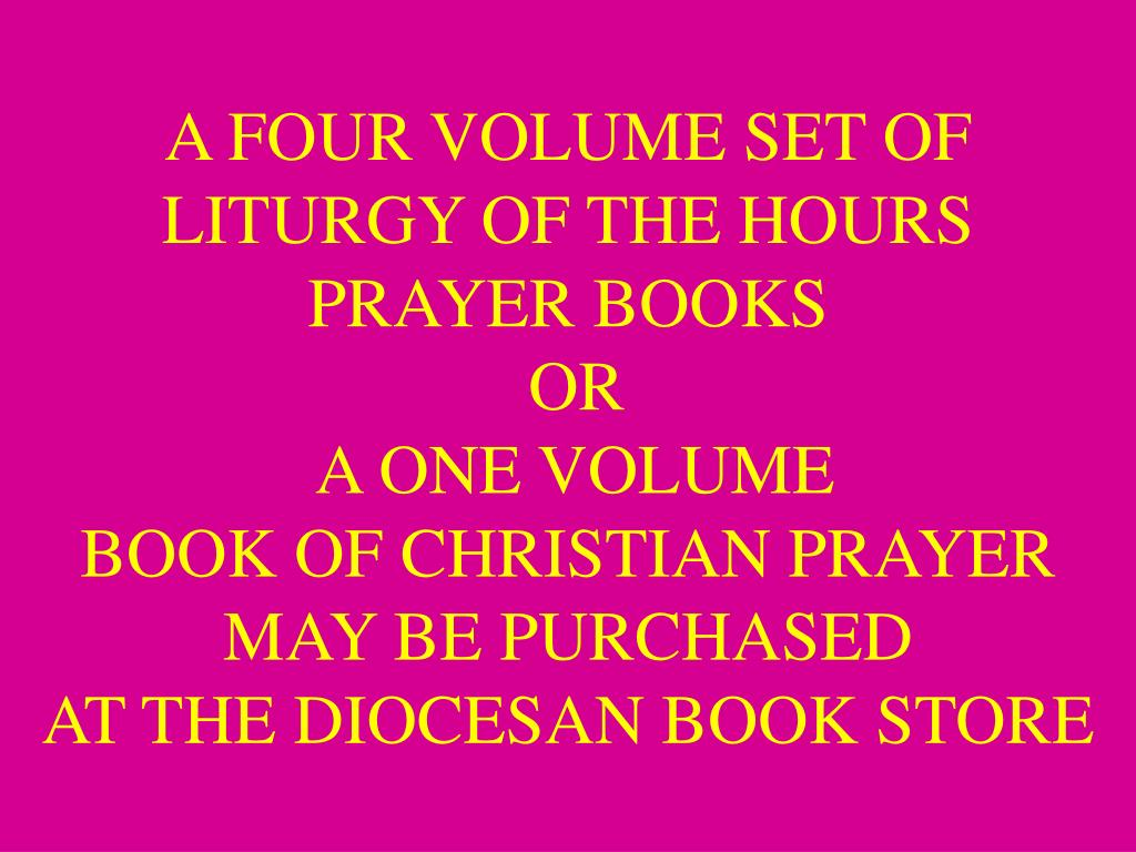 A FOUR VOLUME SET OF