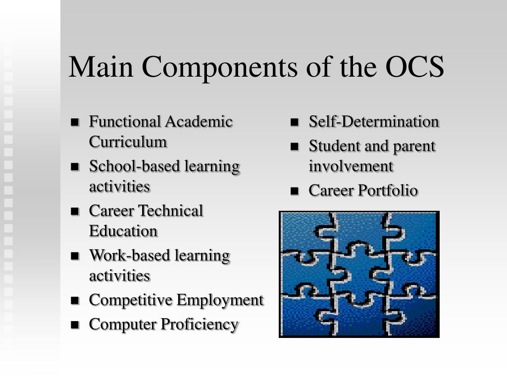 Functional Academic Curriculum