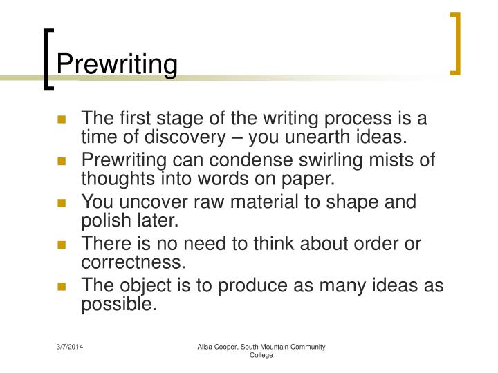 Prewriting3