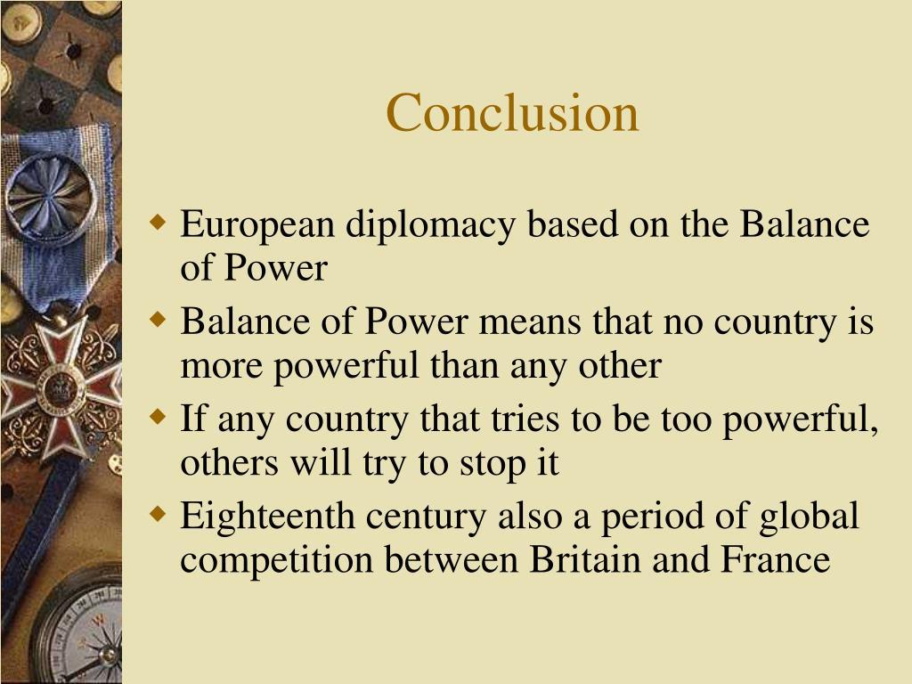 19th Century Balance Of Power