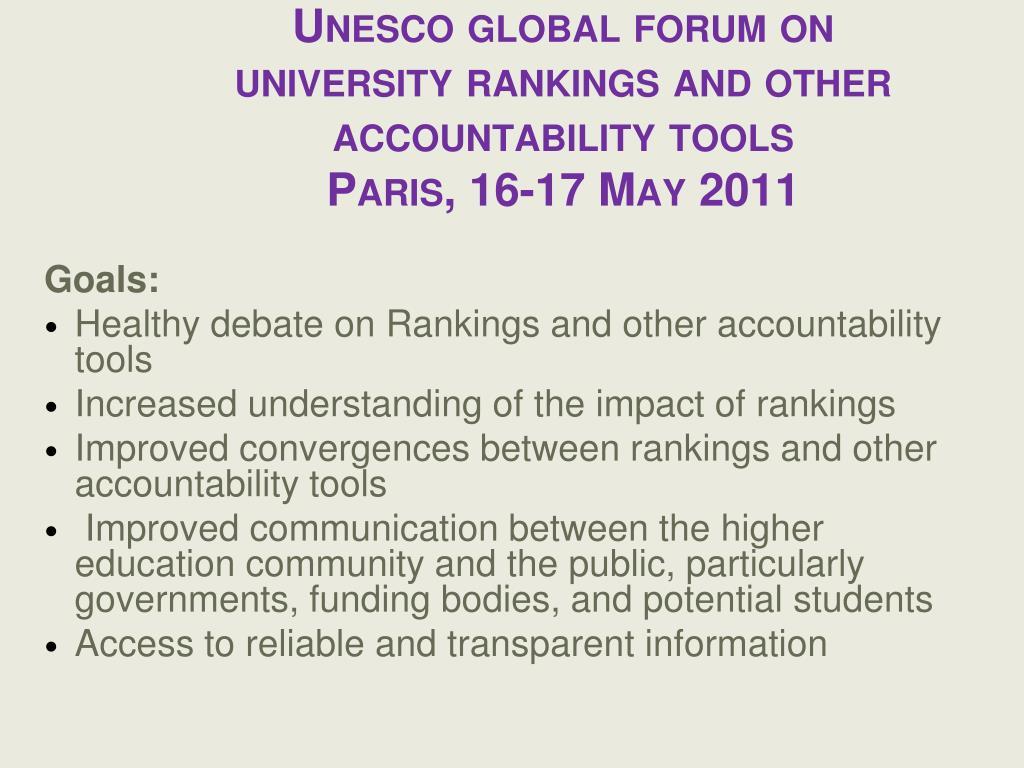 Unesco global