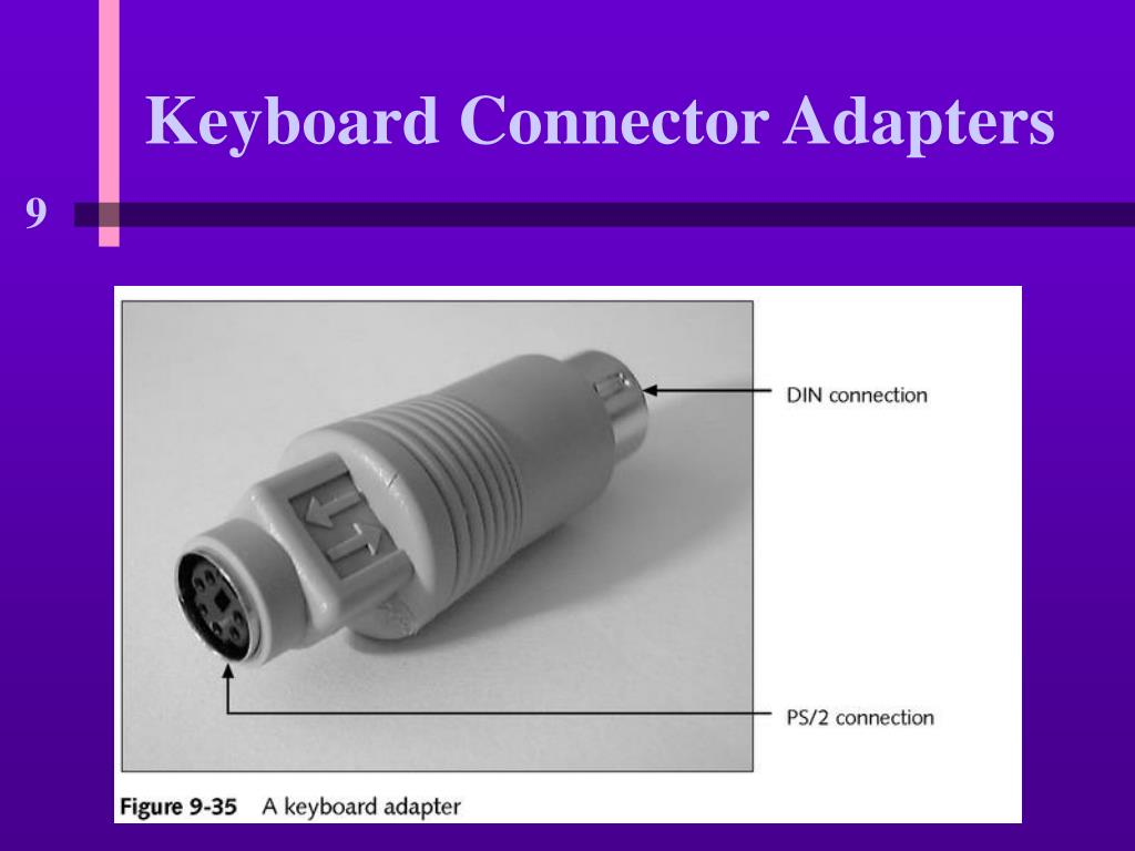 Keyboard Connector Adapters