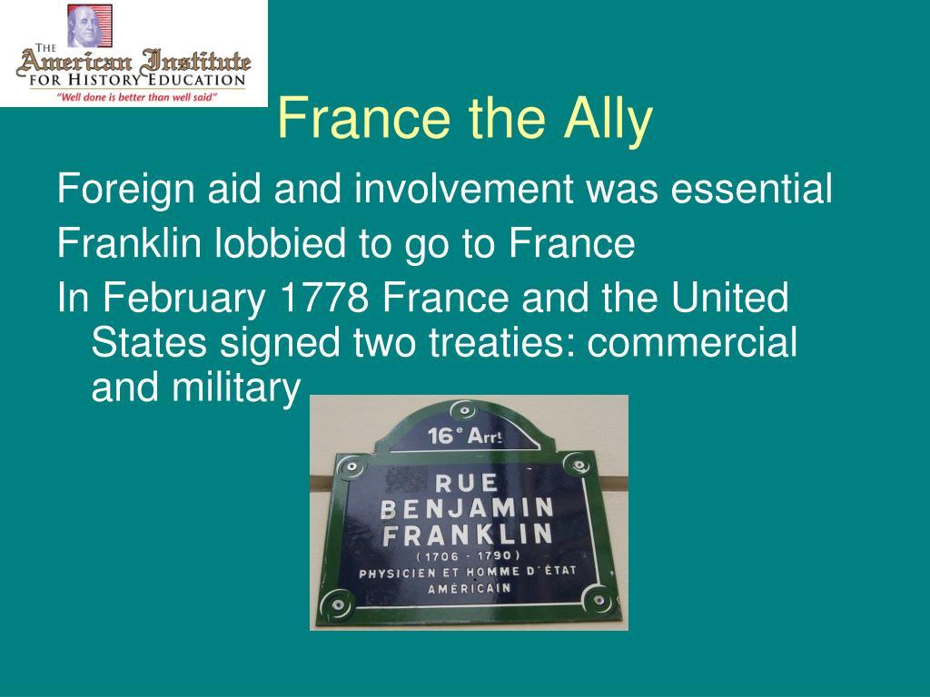 France the Ally