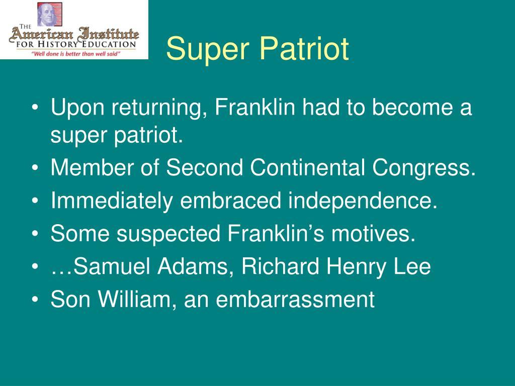 Super Patriot