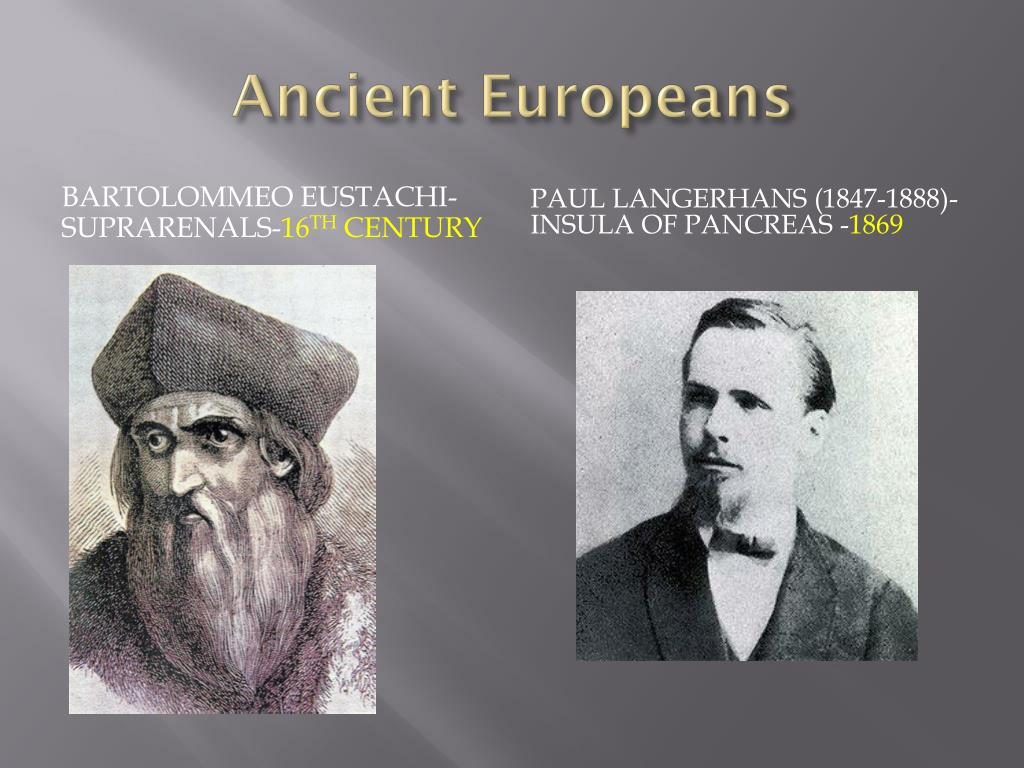 Ancient Europeans