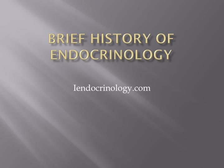 Brief history of endocrinology l.jpg