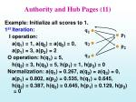 authority and hub pages 11