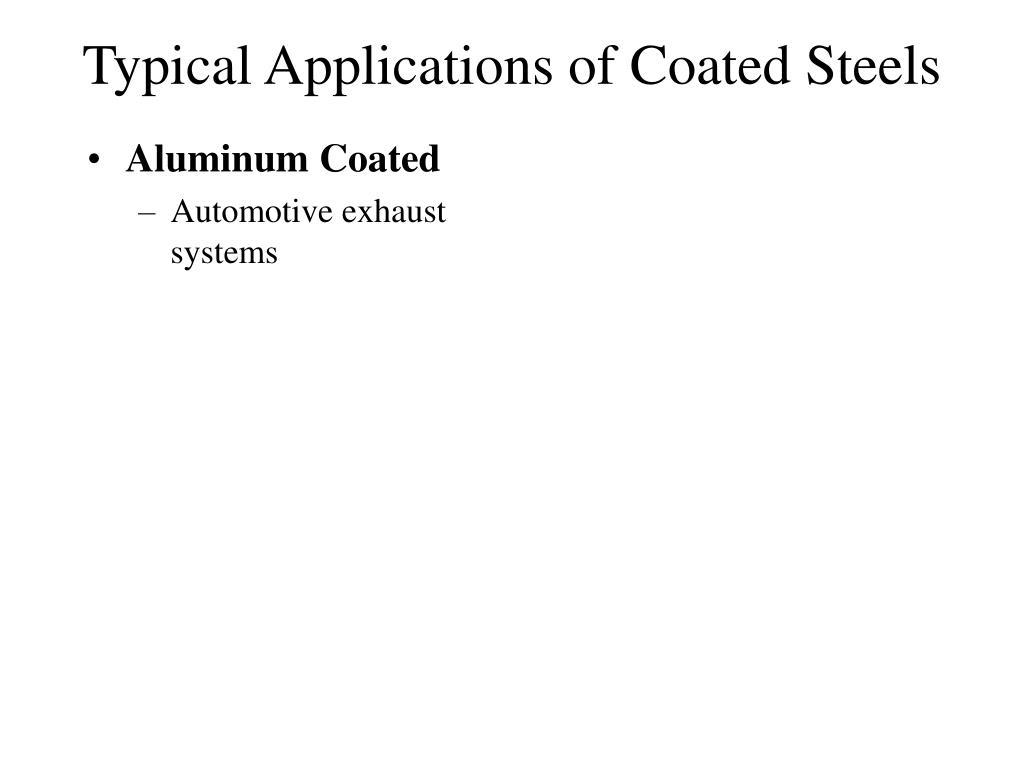 Aluminum Coated