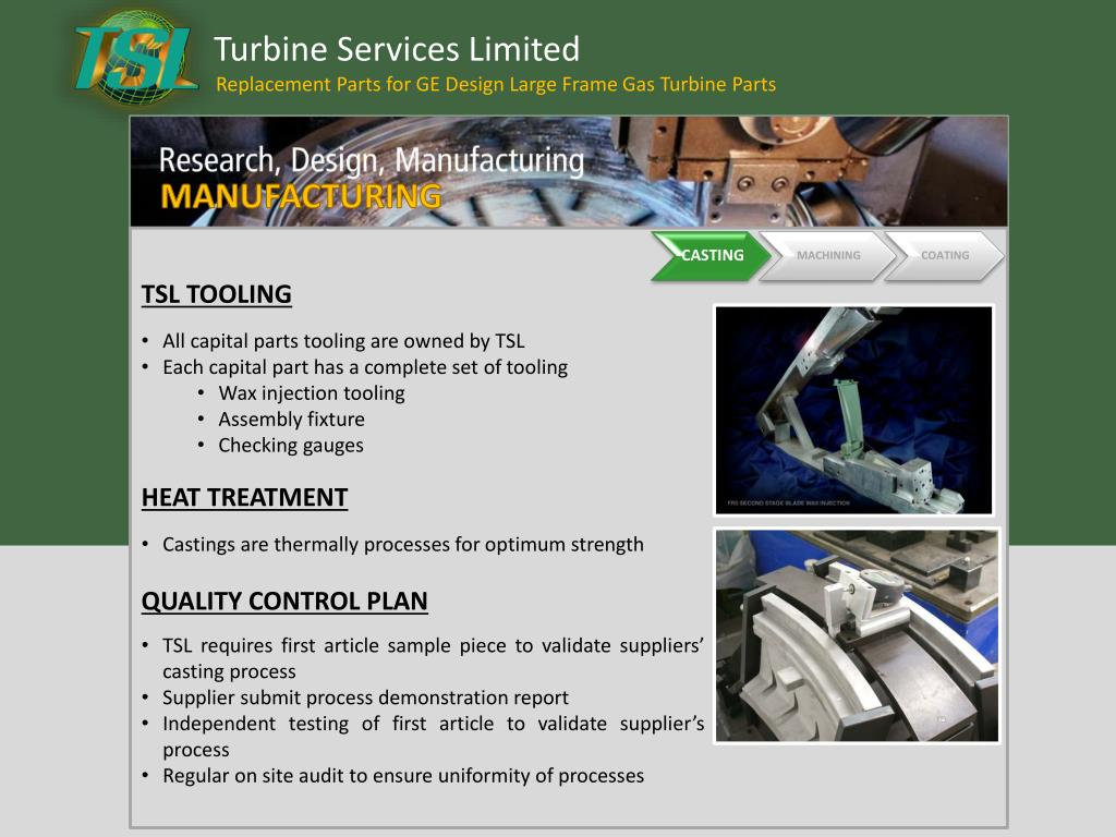 Turbine Services Limited