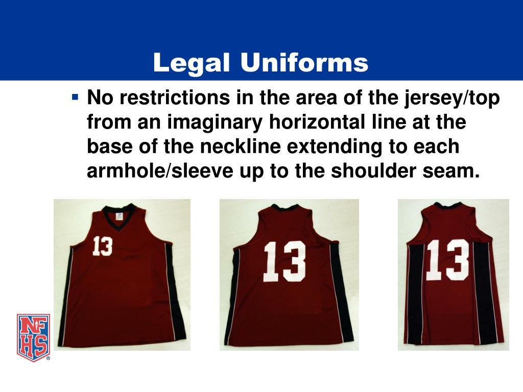 Legal Uniforms
