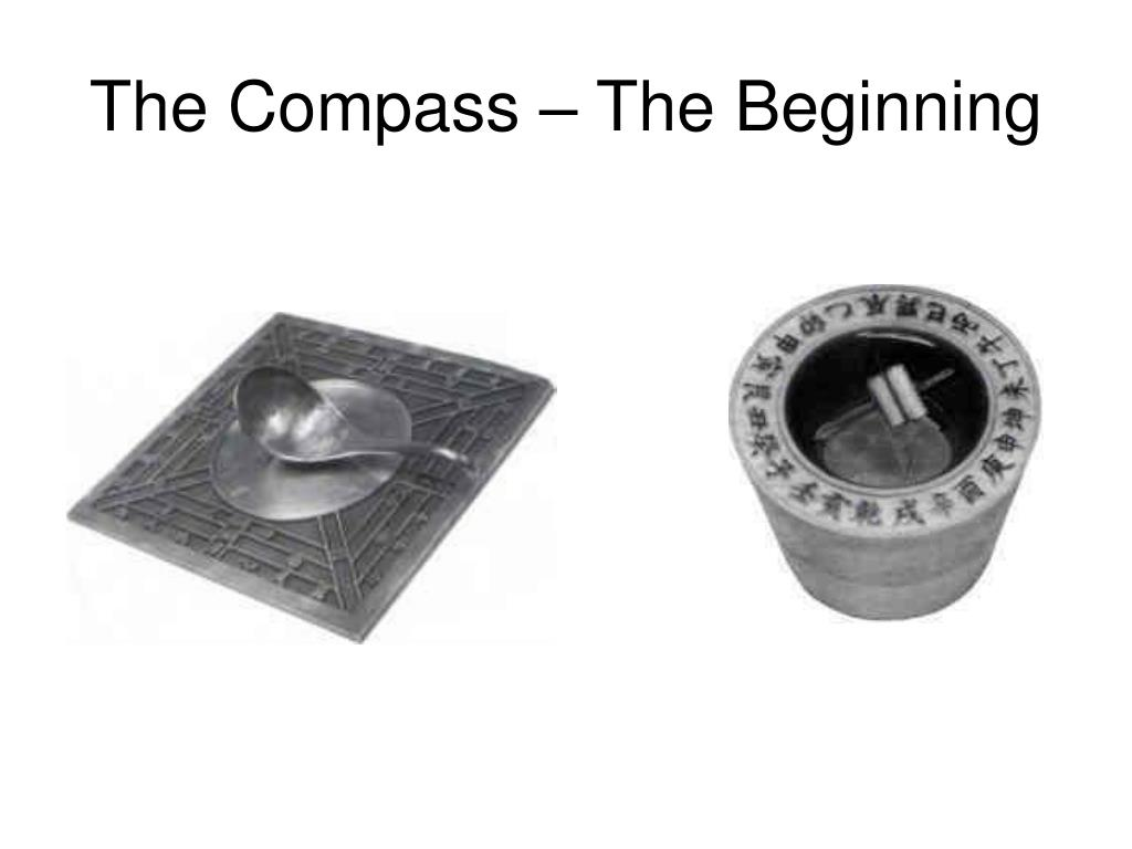 The Compass – The Beginning