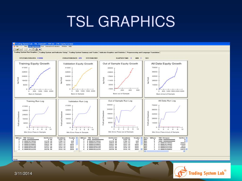 TSL GRAPHICS