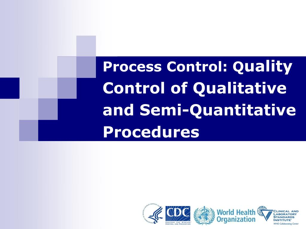 Process Control: Q